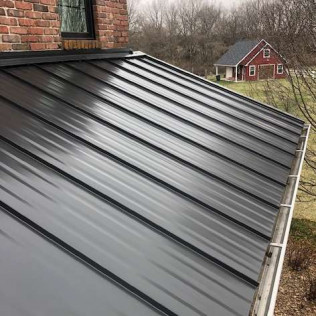metal roofing topeka ks